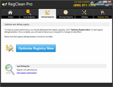 RegClean Pro Screenshot4