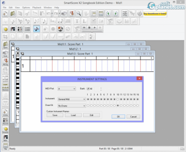 SmartScore X2 Songbook Edition Screenshot3