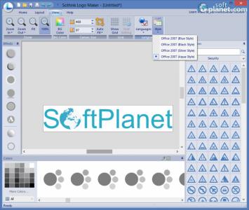 Sothink Logo Maker Screenshot4