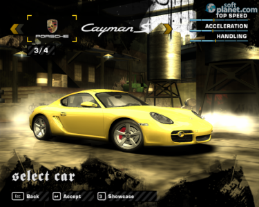 Need for Speed: Most Wanted Screenshot2