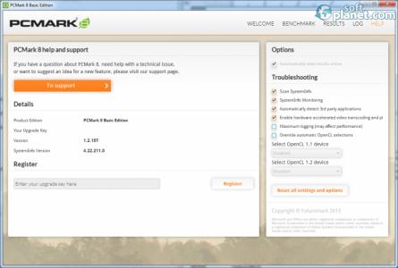 PCMark 8 Basic Edition Screenshot5
