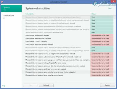 Kaspersky Internet Security Screenshot3