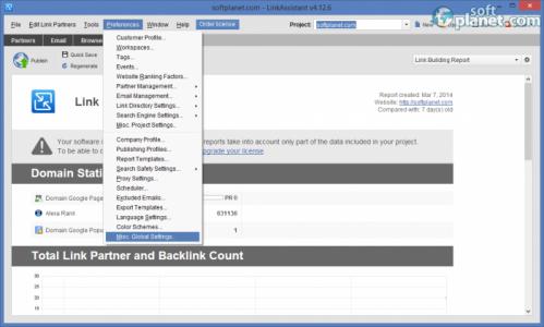 LinkAssistant Screenshot5