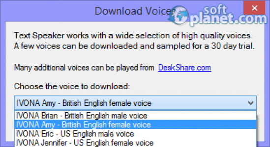 Text Speaker Screenshot4