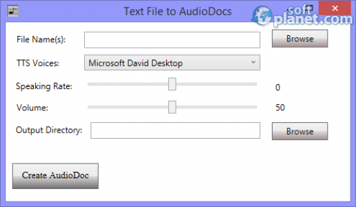 AudioDocs Screenshot3
