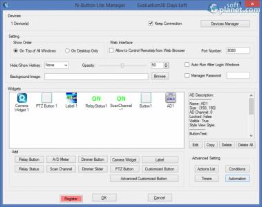 N-Button Lite Screenshot3