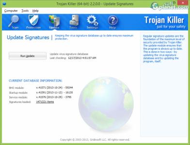Trojan Killer Screenshot3