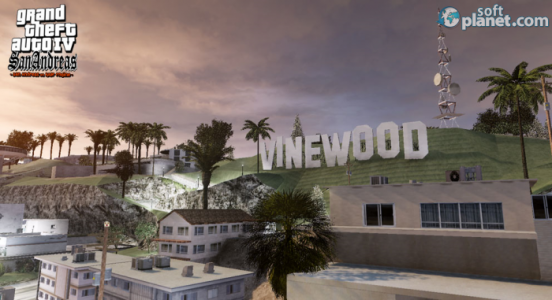 GTA IV San Andreas Screenshot5