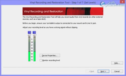 Sound Forge Audio Studio Screenshot3