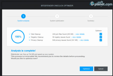 Bitdefender Internet Security Screenshot4