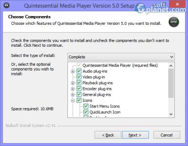 Quintessential Player Screenshot4