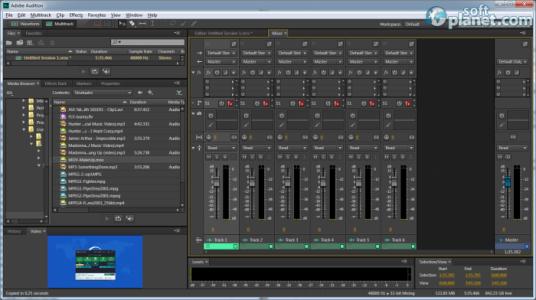 Adobe Audition CC Screenshot3