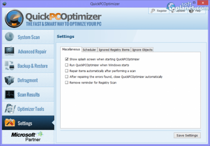 QuickPCOptimizer Screenshot5