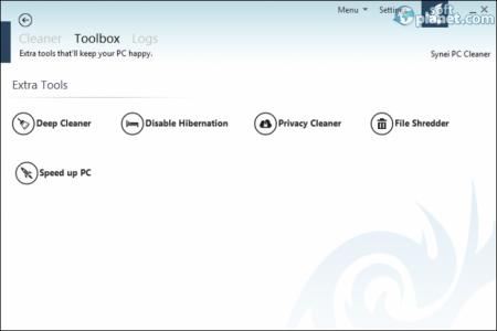 Synei PC Cleaner Screenshot2