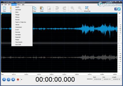 DJ Audio Editor Screenshot2