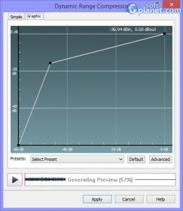 WavePad Sound Editor Screenshot2