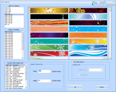 EximiousSoft Banner Maker Screenshot2