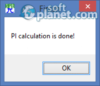 Hyper PI Screenshot4
