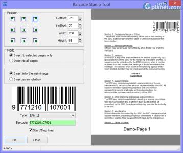 Multi-Page TIFF Editor Screenshot3