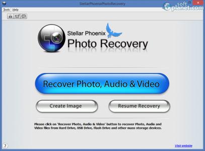 Stellar Phoenix Photo Recovery Screenshot2