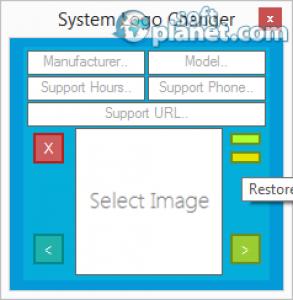 System Logo Changer Screenshot3
