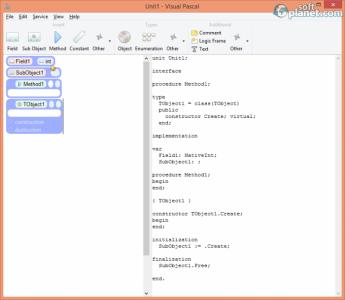 Visual Pascal Screenshot2