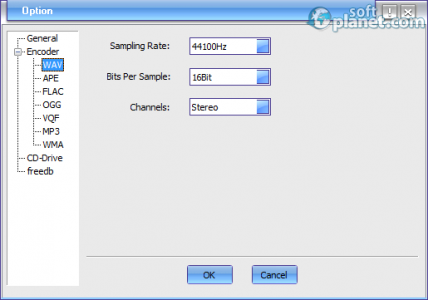 FairStars CD Ripper Screenshot4