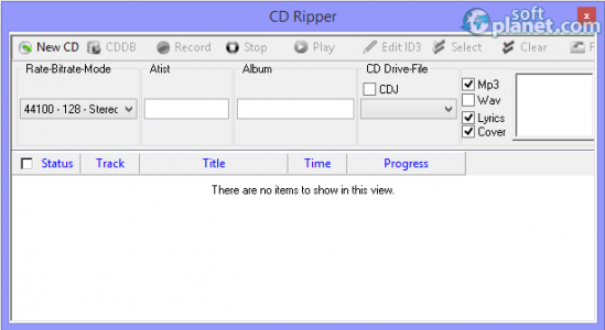 Zortam Mp3 Media Studio PORTABLE Screenshot4