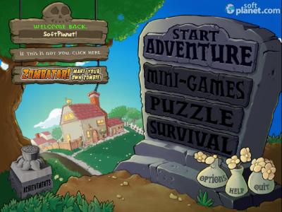Plants vs. Zombies Screenshot2