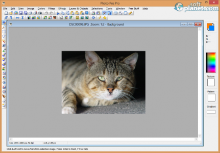 Photo Pos Pro Screenshot2