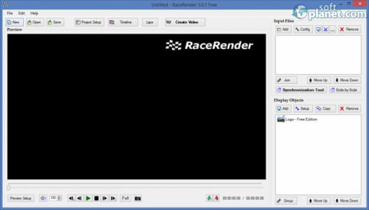 RaceRender Screenshot2