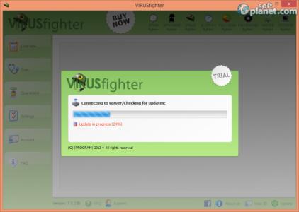 VIRUSfighter Screenshot2