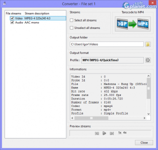 DVDx Screenshot3