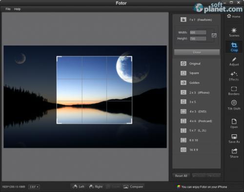 Fotor Photo Editor Screenshot2