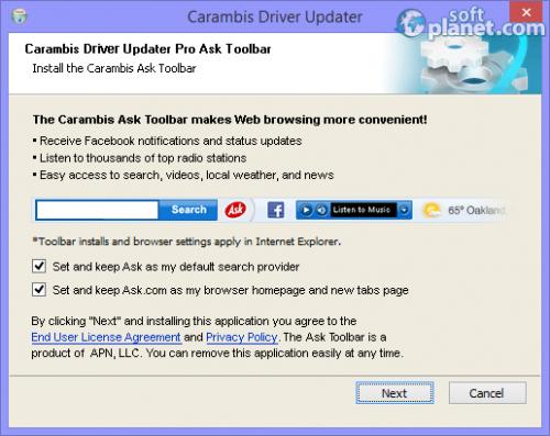 Carambis Driver Updater Screenshot5