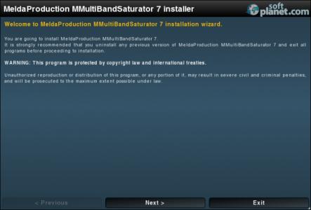 MMultiBandSaturator Screenshot5