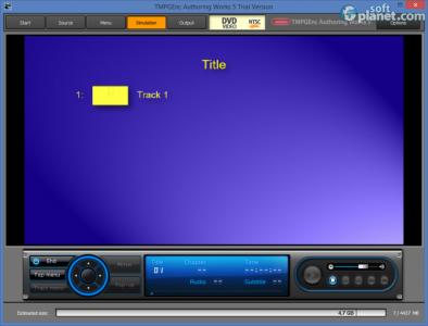 TMPGEnc Authoring Works Screenshot5