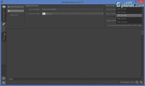 RawTherapee Screenshot4