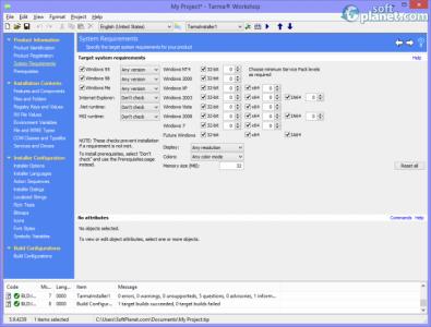 Tarma Installer Screenshot2