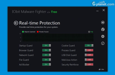 IObit Malware Fighter Screenshot4