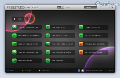 Free Studio Screenshot4