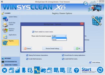WinSysClean Screenshot5