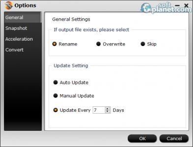 Aunsoft MTS/M2TS Converter Screenshot4