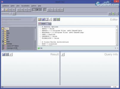 BaseX Screenshot4