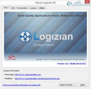 Logizian Analyst Screenshot3
