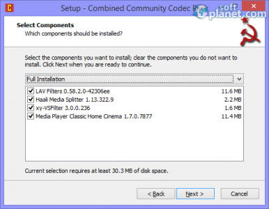 Combined Community Codec Pack Screenshot4