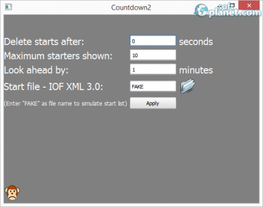 ChasingStartClock Screenshot2