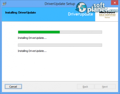 DriverUpdate Screenshot4