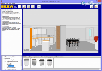 IKEA Home Planner Screenshot2