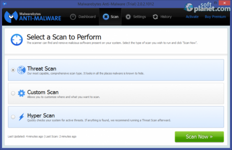 Malwarebytes Anti-Malware Screenshot5